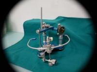 Articolatore a valori individuali per protesi totale